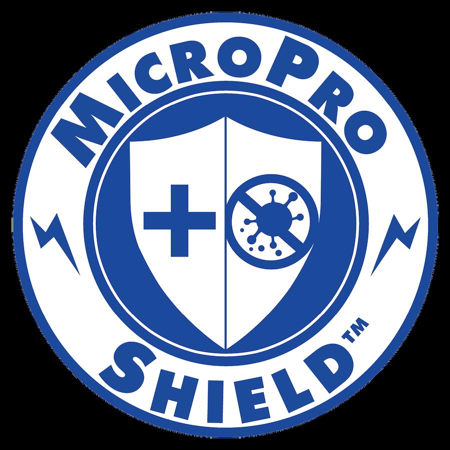 MicroPRO shield logo