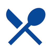 restaurant disinfecting service icon